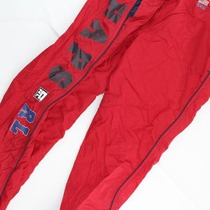 AS IS Chaps Ralph Lauren sz L athletic wind pants
